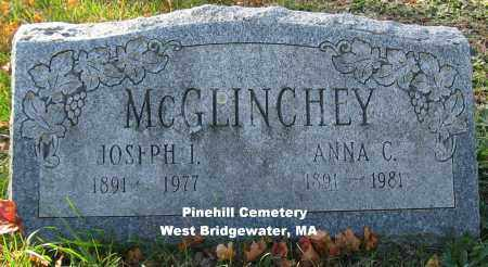 MCGLINCHEY, ANNA - Plymouth County, Massachusetts | ANNA MCGLINCHEY - Massachusetts Gravestone Photos